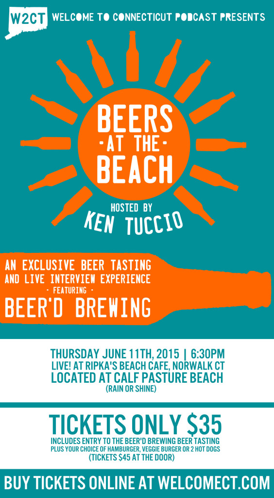 BEERS AT THE BEACH POSTER-1